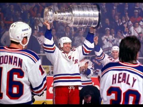 1994-WFAN Steve Somers Show: The Night The Rangers Won The Cup!!