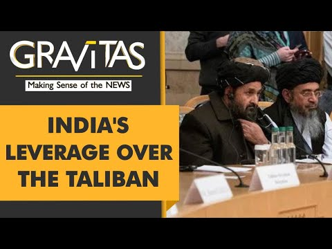 Gravitas: Has India opened a channel with the Taliban?