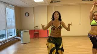 """Импровизация. Восточно-цыганский стиль. Школа цыганского и восточного танца """"Экспромт"""""""