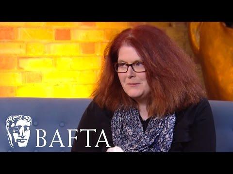 Sally Wainwright (Happy Valley)   Writer Drama Winner   BAFTA TV Craft Awards 2015