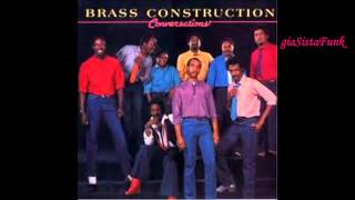 BRASS CONSTRUCTION - walkin' the line - 1983