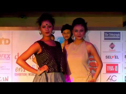 Fashion Show - DreamZone School of Creative Art | Movie - LightnCelebration |  | Kolkata