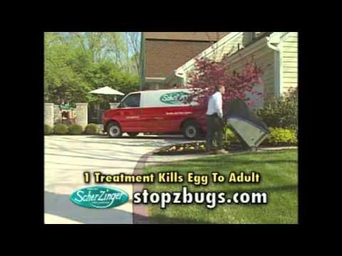 Scherzinger Bed Bugs Treatment, Cincinnati Ohio