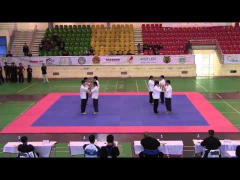 Vietnam Wing Chun: Vĩnh Xuân Ngô Gia - Dạ quyền (Linh giác)