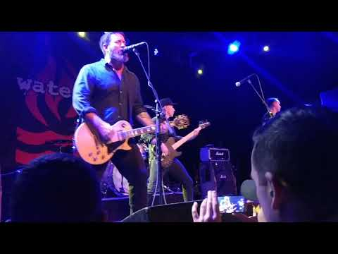 Hot Water Music - Sweet Disasters - Live at the Sinclair in Cambridge 11/17/17