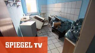 Kein schöner Wohnen: Schrottimmobilien in Duisburg
