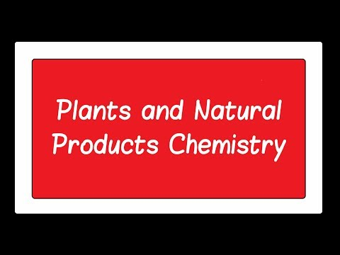 6 Plants and Natural Products Chemistry ch3 12th