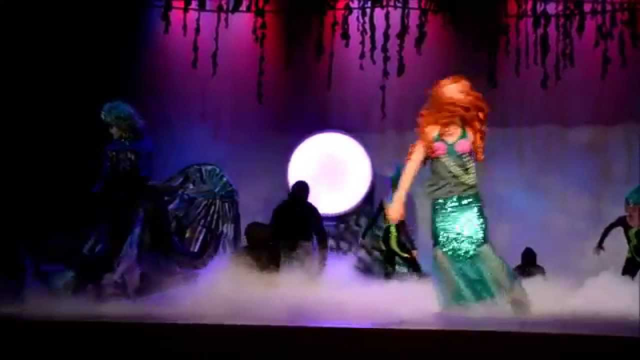 Mount Olive Middle School - The Little Mermaid Jr