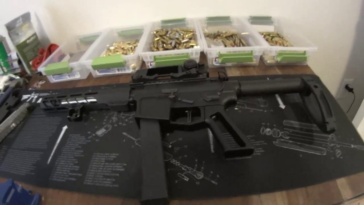 AR9 pistol 9mm