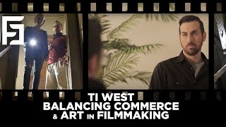 Ti West Talks with the Film Connection   Part 1 of 8