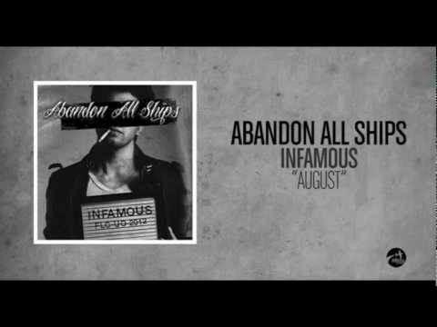 Abandon All Ships - August