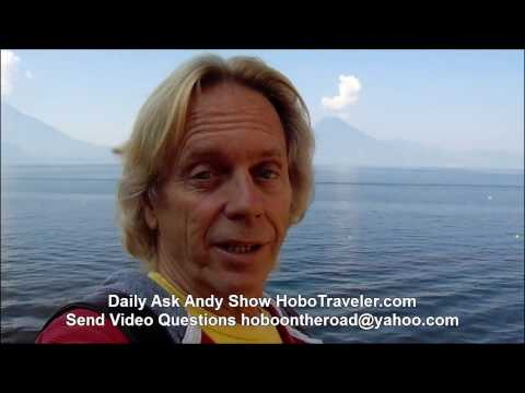 Why I Travel 19 Years, 107 Country by Andy Lee Graham?