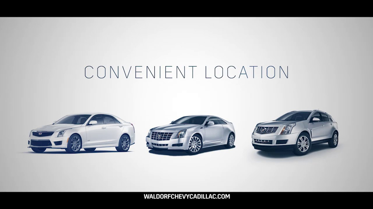 Luxury Lives at Waldorf Cadillac - YouTube