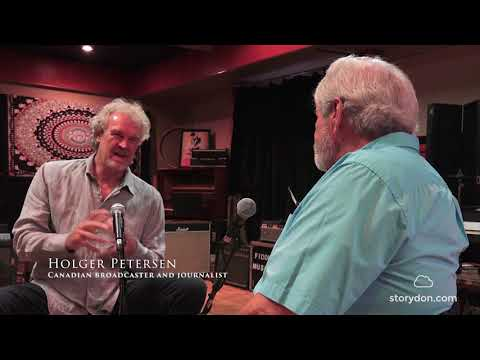 Muscle Shoals Interviews Episode 2 - Holger Petersen with Travis Wammack