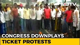 Karnataka Assembly Elections 2018: Congress Candidate List Leads To Protests