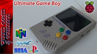The Game Boy we all needed back in the '90 !!