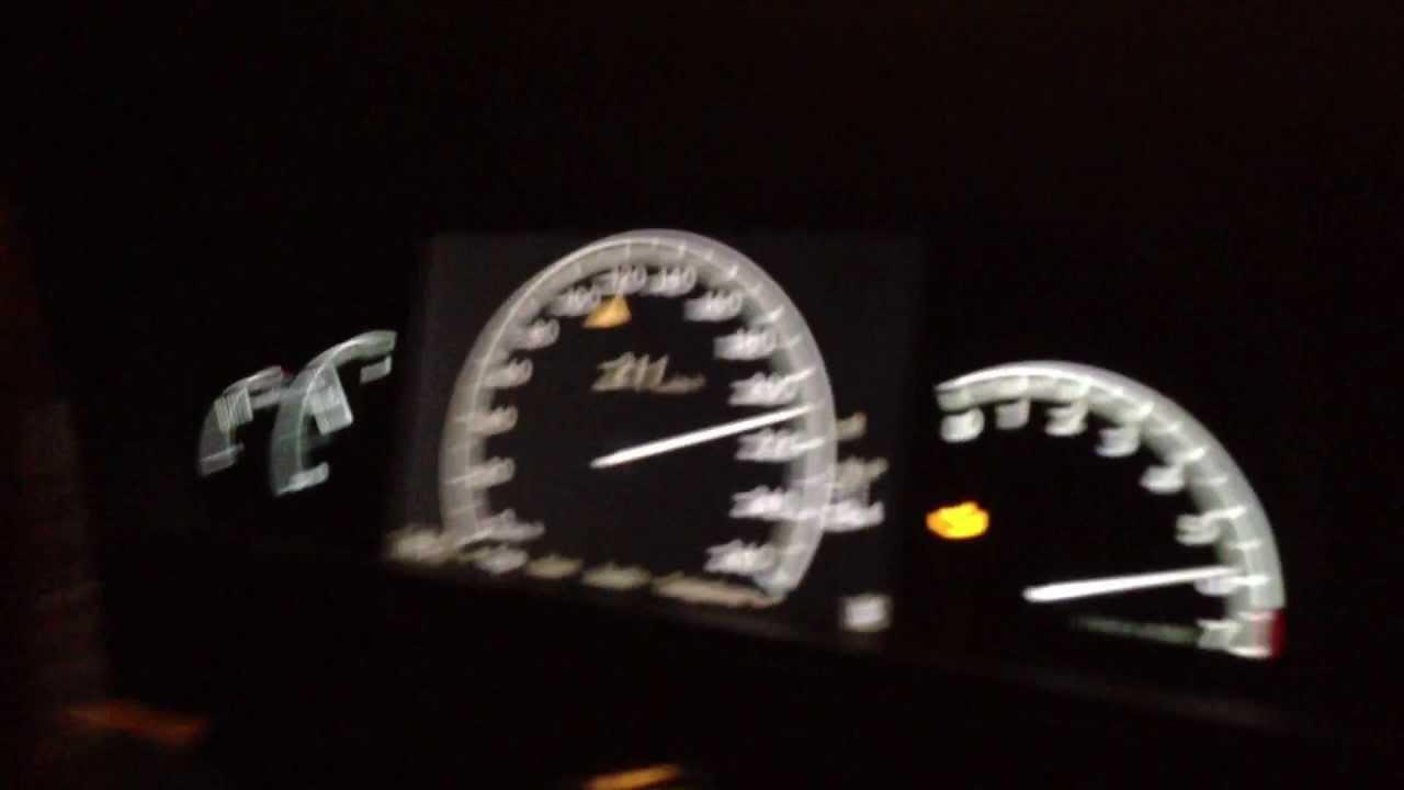 Mercedes benz s550 top speed - YouTube