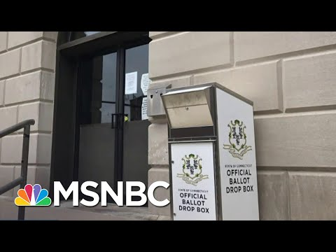 Thrown Out Naked Ballots In Pennsylvania Could Cost Joe Biden The Election | Ayman Mohyeldin | MSNBC