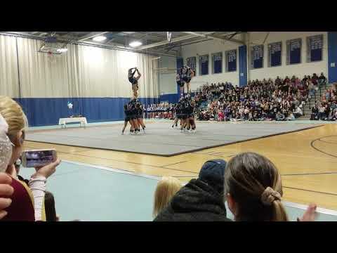 Dracut Senior High School 2018 regional champs