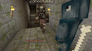 Minecraft Xbox - The Infected Temple - Stampy