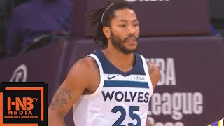 Los Angeles Lakers vs Minnesota Timberwolves 1st Qtr Highlights | 11.07.2018, NBA Season