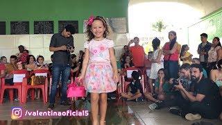 Desfile da Princesa Valentina