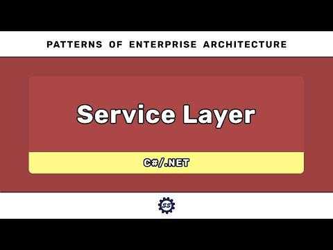 service-layer-(c#)---patterns-of-enterprise-architecture