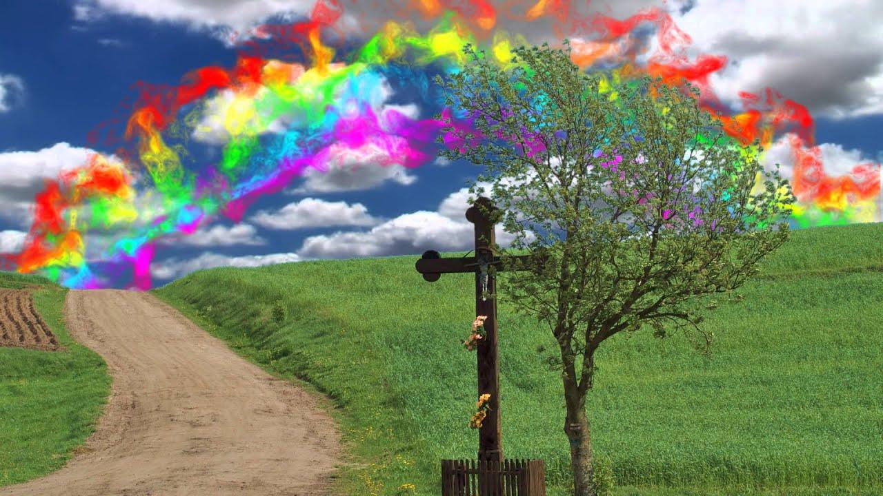 Irish Double Rainbow Photograph by John Greim