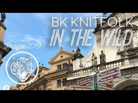 Brooklyn Knitfolk In The Wild: Sisters Trip In Prague 2019