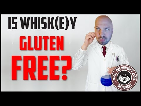 Is Whiskey Gluten Free?