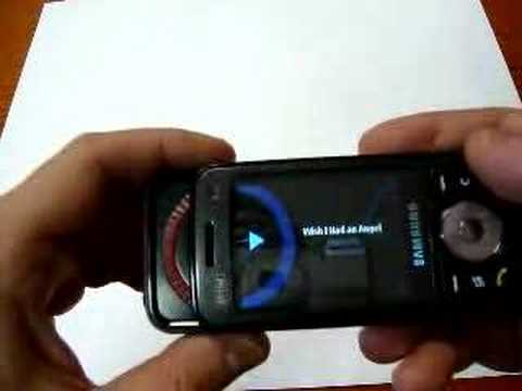 Hands On Samsung i450 CellulareMagazine.it