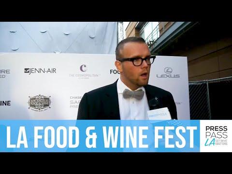 4th Annual LA Food & Wine Festival