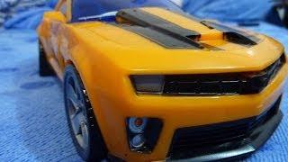 Трансформація Іграшка робот Трансформер BumbleBee 11'' (27cm) Transformer