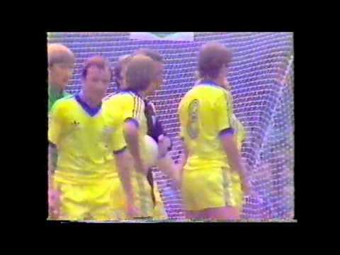 Everton 3 Birmingham 1 - 29 August 1981