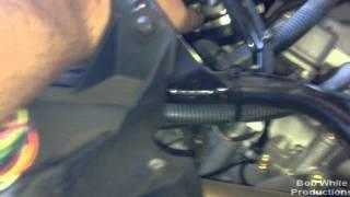 Spyder RT oil change
