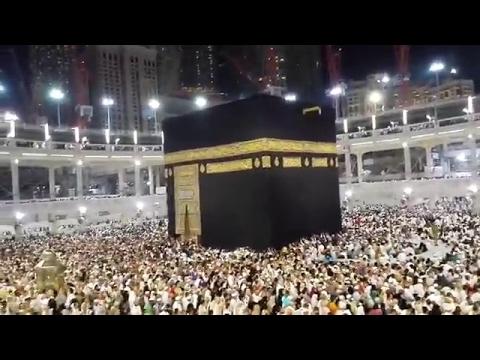 Hajj   Makka (Mecca), Mina, Madina, Jabal Al Noor, Jable Rehmat, Recording Part-2