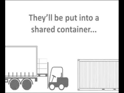 How LCL (Less than Container Load) Shipping Works