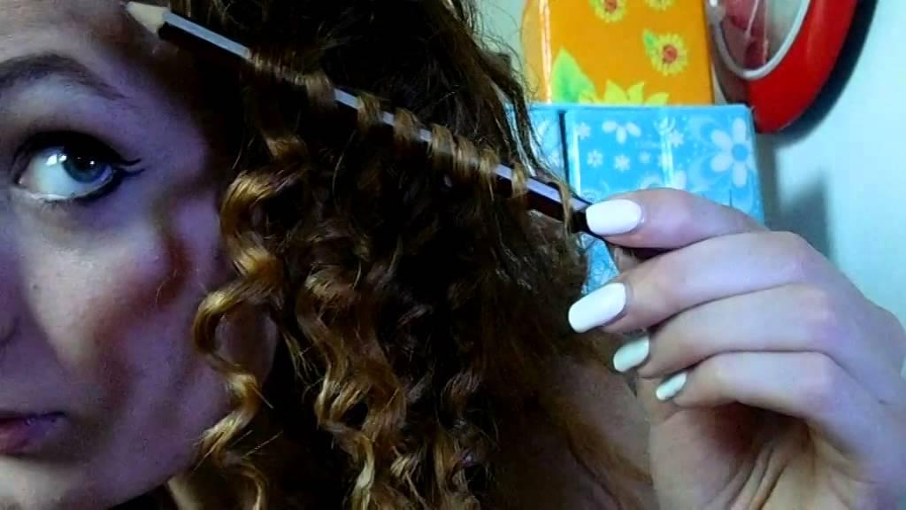 Tutorial capelli ricci con la piastra