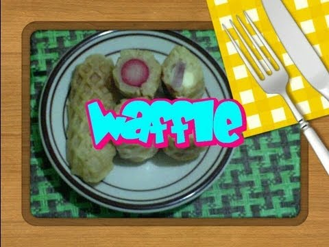 How To Make Waffle
