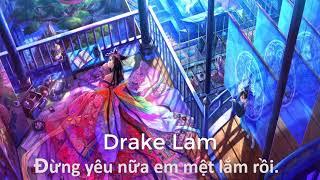 Đừng Yêu Nữa Em Mệt Lắm Rùi Remix- Anime Video [Drake Lam]