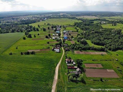 Деревня Речная Звениговского района Республики Марий Эл