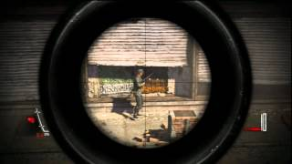 Sniper Elite V2 (PS3) Gameplay Demo