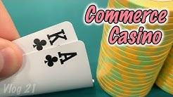 Conflict at the Commerce | Poker Vlog #22