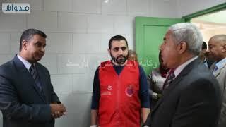 """الكشف عن 75% من مواطنى أسوان ضمن مبادرة الرئيس عبد الفتاح السيسى""""100 مليون صحة"""