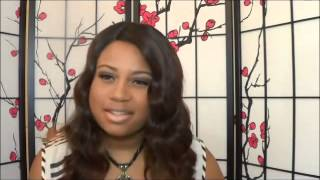 Equal Diagonal Lace Part Wig Natural Loose Elevate Styles Youtube Channel