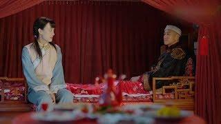 【新婚之夜】灰姑娘自己盖上红盖头嫁给温柔少爷,新婚之夜紧张又害羞,少爷全程温柔相待!
