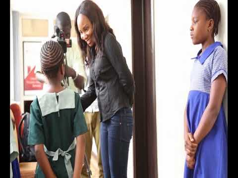 Omaliving Show: The Right Stage Charity and Empowerment Project founded by Marilyn Oma Anona.