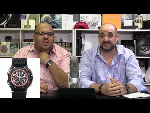 Watches Of The Rich And Famous with Eric - Federico Talks Watches