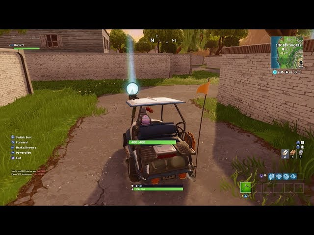 The Best Way To Complete Every Fortnite Time Trial Location