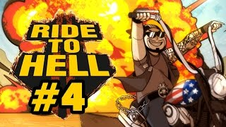 Two Best Friends Play Ride to Hell (Part 4)